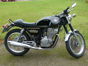 Classic Honda GB250 Clubman Single