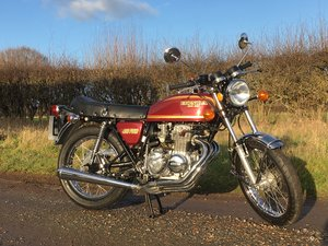 Honda CB400 Four F2 - Beautiful Condition