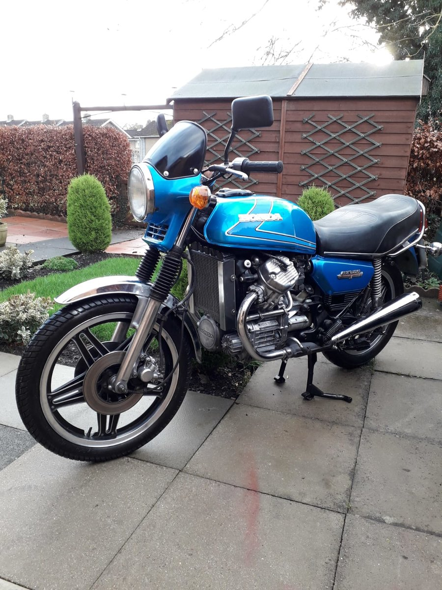 1982 Honda CX500 Very good original condition SOLD (picture 2 of 5)