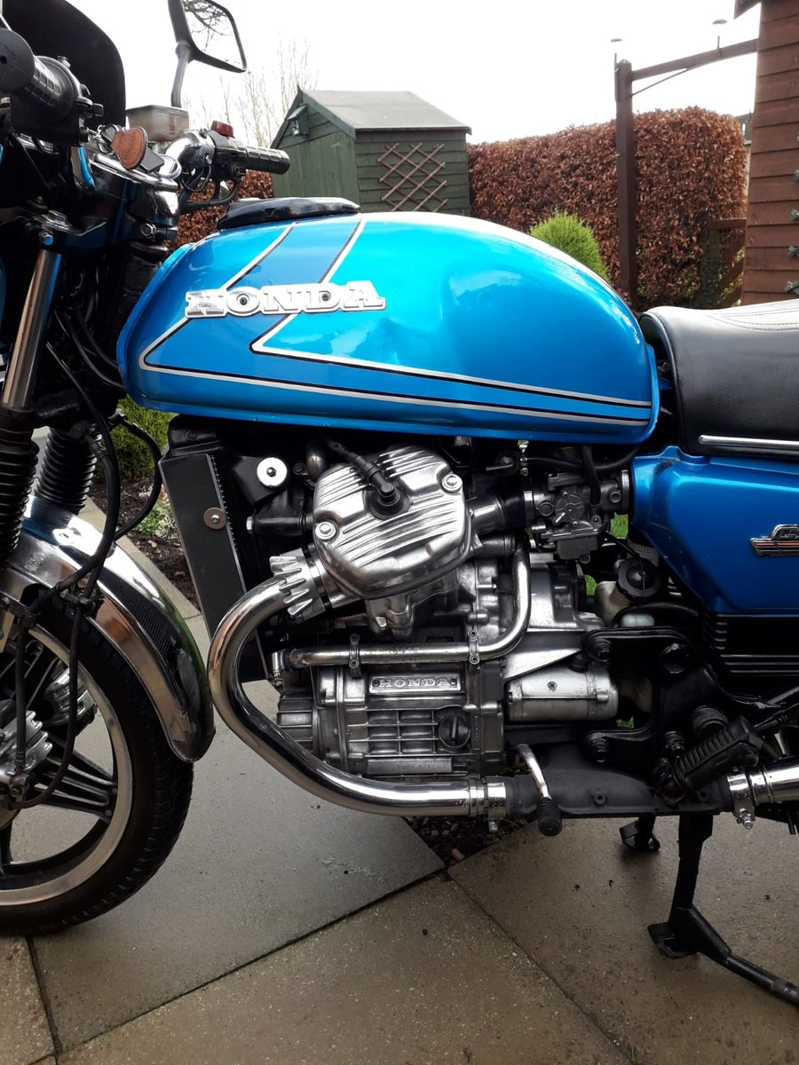 1982 Honda CX500 Very good original condition SOLD (picture 5 of 5)