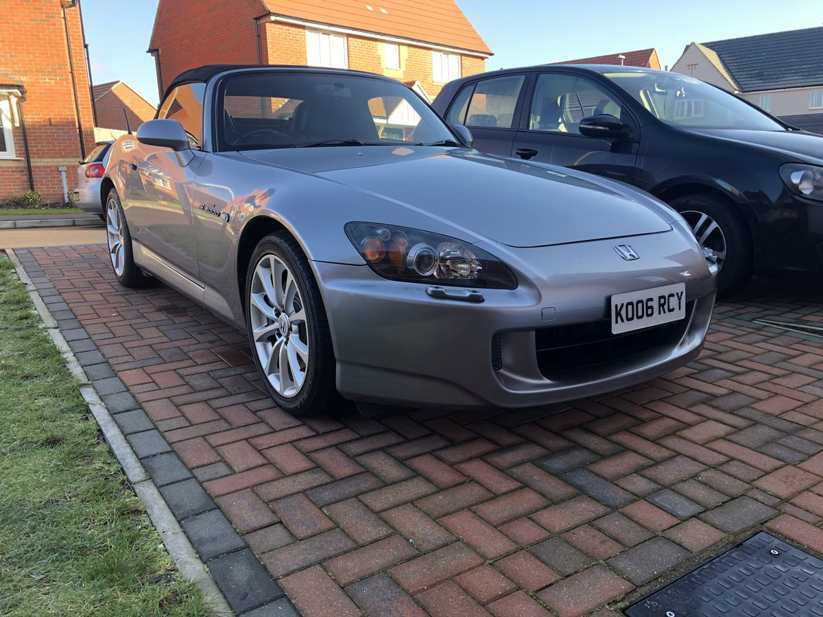 2006 Honda S2000 For Sale (picture 1 of 12)