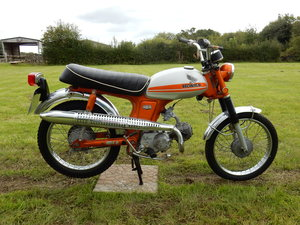 Picture of Honda CL70  1970  72cc For Sale