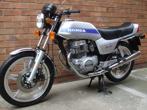 Honda cb250 super dream