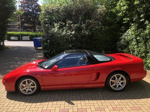 Picture of 1994 NSX Full Service History