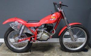 Picture of 1980 Honda Seeley RSC 200 Twin Shock Trials Bike , Road reg SOLD