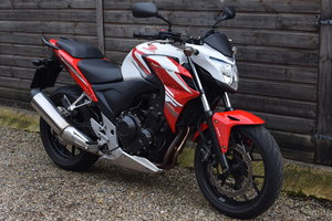 Picture of Honda CB500F ABS (1 owner, 1900 miles) 2015 65 Reg SOLD