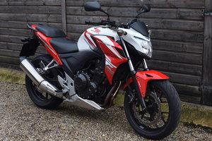 Honda CB500F ABS (1 owner, 1900 miles) 2015 65 Reg