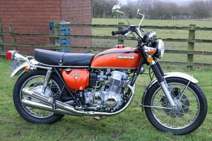 Picture of 1072 Honda CB750 CB 750 1972 1 owner, 10,660 miles **STAGGERING** SOLD
