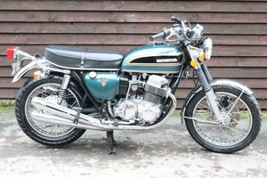 Picture of 1972 Honda CB750 CB 750 K2 Runs and Rides Great Value SOLD