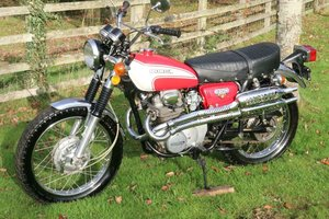 Picture of Honda CL350 CL 350 K5 1972 Low mileage totally untouched and SOLD