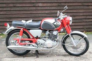 Picture of Honda CB77 CB 77 Super Hawk 1967 just 7313 original miles!!! For Sale