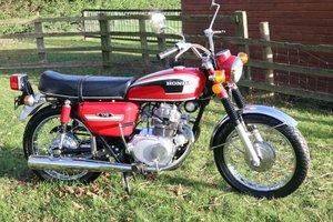 Honda CD175 CD 175 1973 just 3,085 miles STAGGERING conditio