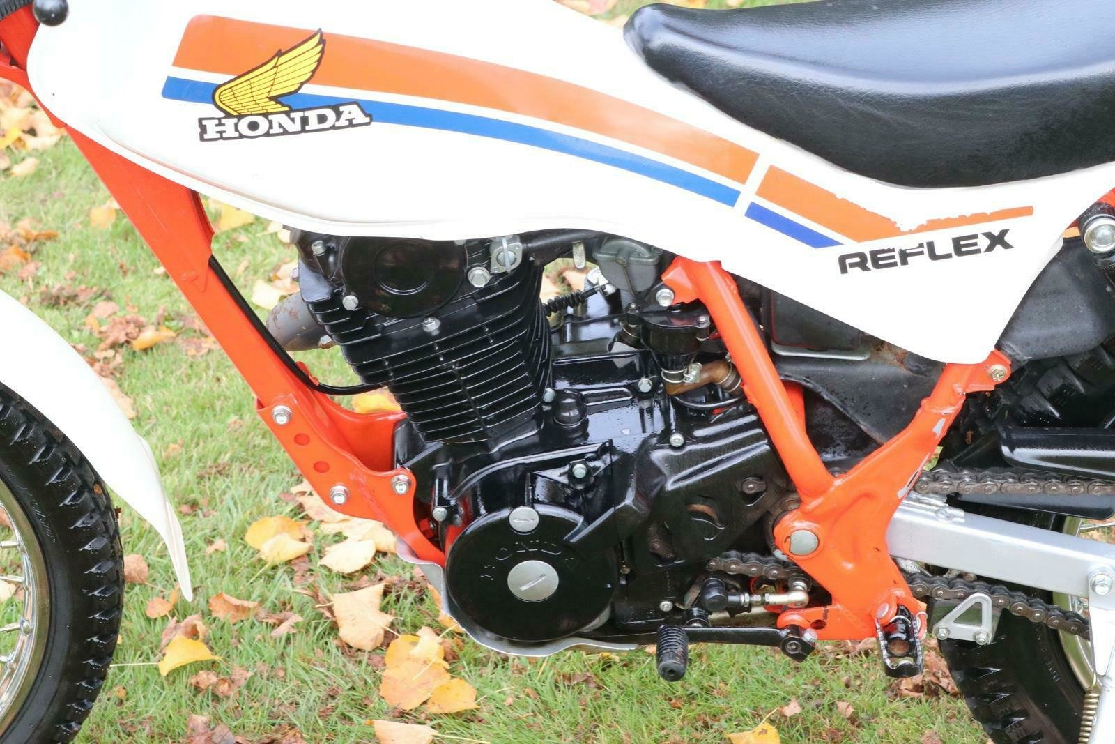 1986 Honda TLR 200 TL R 200 Reflex with just 613 miles from new!! For Sale (picture 2 of 5)