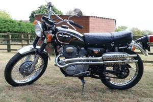 Honda CL350 CL 350 1972 Staggering used condition and low mi