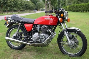 Picture of Honda CB400/4 CB 400 4 1975 probably the best unrestored CB4 SOLD