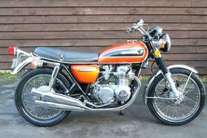 Picture of Honda CB550 CB 550 1976 all original US Barn Find Ride or Re SOLD