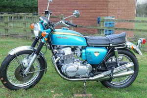 Picture of 1969 Honda CB750 CB 750 Sandast #457 in staggering show winning c SOLD
