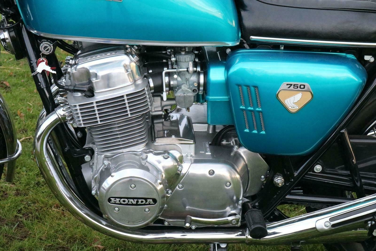 1969 Honda CB750 CB 750 Sandast #457 in staggering show winning c SOLD (picture 2 of 12)