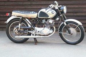 Picture of 1966 Honda CB77 CB 77 Super Hawk 305 Restoration Project US Barn For Sale