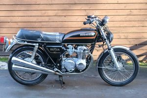 Picture of Honda CB550 K CB 550 K 1977 UA Barn Find, ride or restoratio SOLD