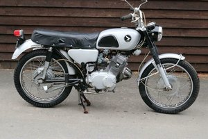 Picture of Honda CL160 CL 160 1966 US Barn Find Low Mileage Ride or Res SOLD