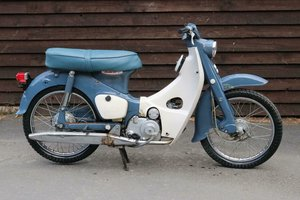 Picture of Honda C102 C 102 Super Cub1961 Pretty much all there and unt For Sale