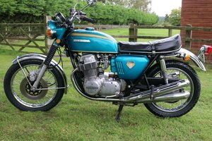 Honda CB750 CB 750 Sandcast 1969 just 4455 miles **UNRESTORE