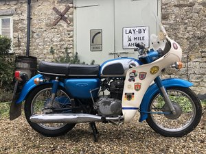 Picture of A 1975 Honda CD175 - 30/06/2021 For Sale by Auction