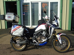 Picture of 2017 Honda CRF1000 D-H DCT Africa Twin Mega Spec Low Miles For Sale