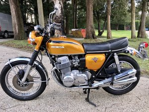 Picture of 1971 Superb CB750K1 For Sale