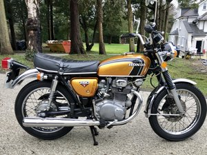Picture of 1974 Lovely Original CB250K5 SOLD