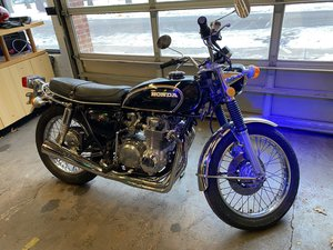 Picture of 1972 Honda CB500 Four  21002 For Sale