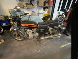 Picture of 1977 Honda CB550 K3   21012 For Sale