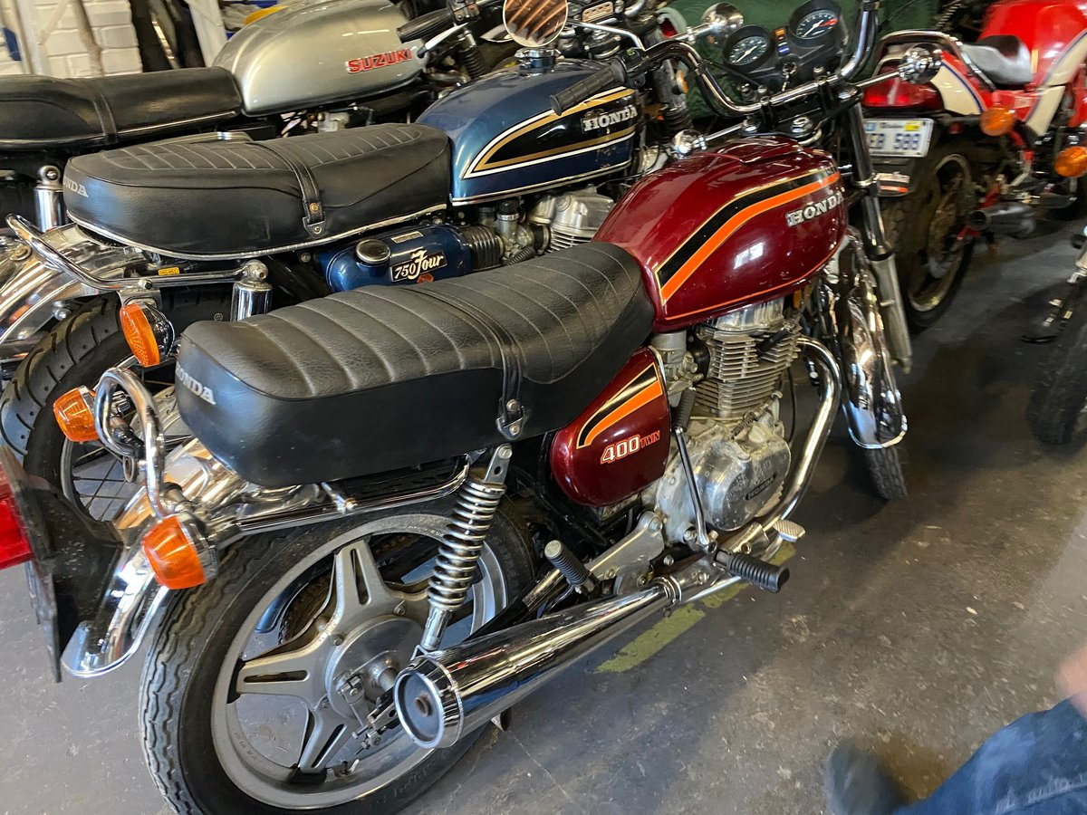 1978 Honda CB400T  21023 For Sale (picture 2 of 14)