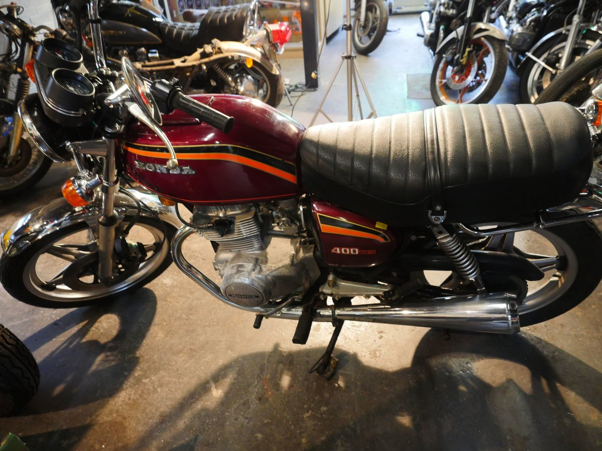 1978 Honda CB400T  21023 For Sale (picture 3 of 14)