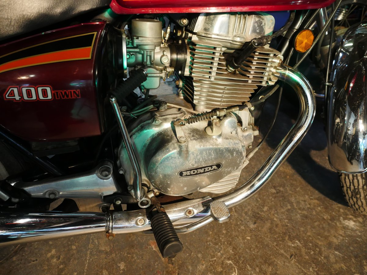 1978 Honda CB400T  21023 For Sale (picture 5 of 14)