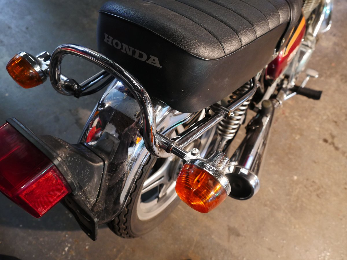 1978 Honda CB400T  21023 For Sale (picture 7 of 14)