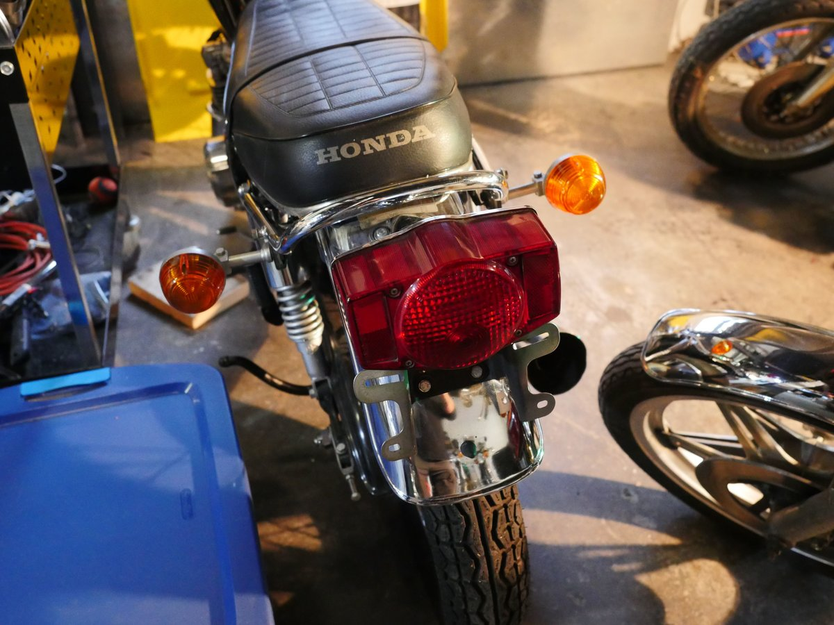 1978 Honda CB400T  21023 For Sale (picture 8 of 14)