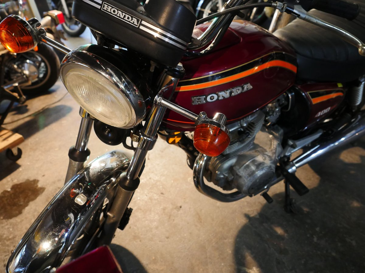 1978 Honda CB400T  21023 For Sale (picture 12 of 14)