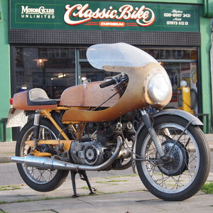 Picture of 1965 Honda CB77 305cc Cafe Racer Road Legal Project. For Sale