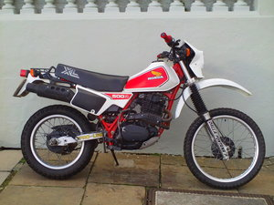 Picture of 1982 HONDA XL500R TRAIL SOLD