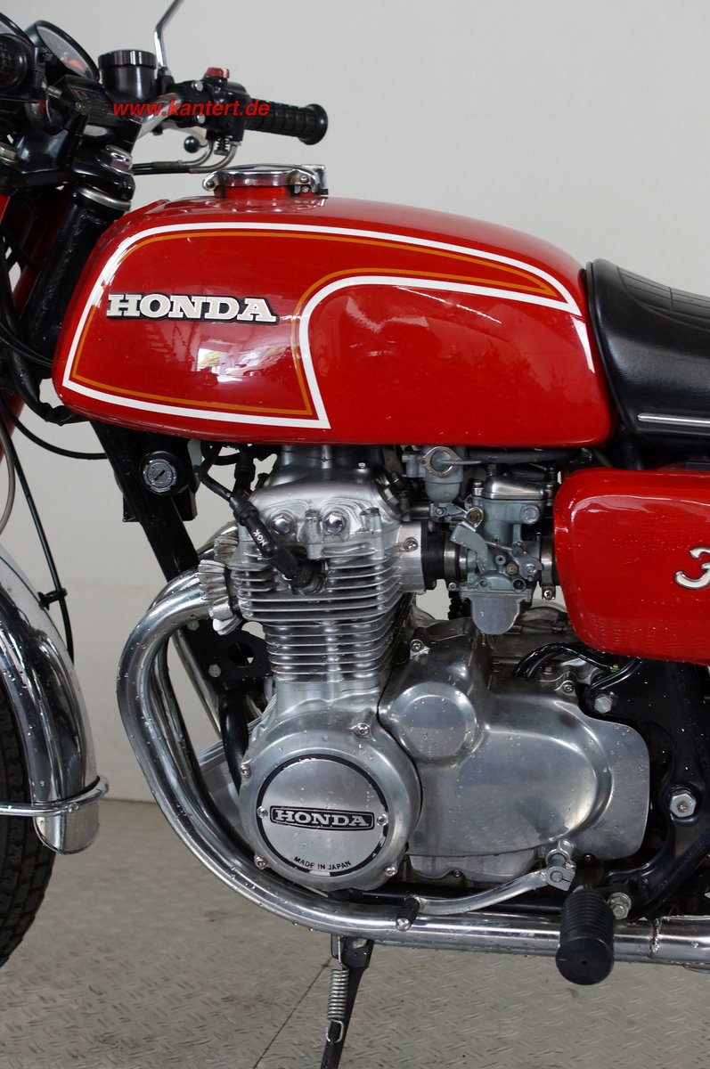 1974 Honda CB 350 Four, 344 cc, 37 hp For Sale (picture 7 of 12)