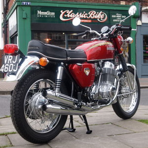 Picture of 1971 Honda CB750 K0 ( One of 36 Rare UK Transition Bikes ) For Sale