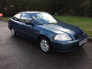 Picture of 1996 Honda Civic SR Coupe Automatic. For Sale