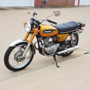 Picture of 1972 Honda CB175  21026 For Sale