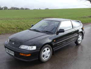 Picture of 1991 Honda CRX V-TEC SIR SOLD