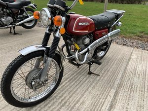 Picture of 1972 Honda CL175  20102 For Sale