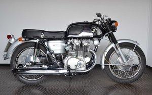 Picture of 1965 HONDA CB 450 Black Bomber fully restored For Sale