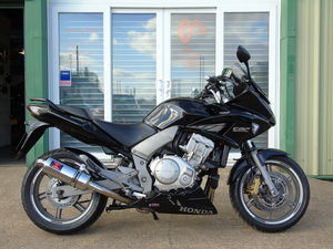 Picture of Honda CBF 1000 ABS 2010 Service History For Sale