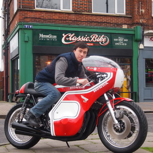 Picture of 1977 Honda CR750 Daytona Replica, RESERVED FOR GUIDO. SOLD